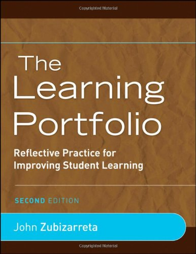 Learning Portfolio Reflective Practice for Improving Student Learning 2nd 2009 edition cover
