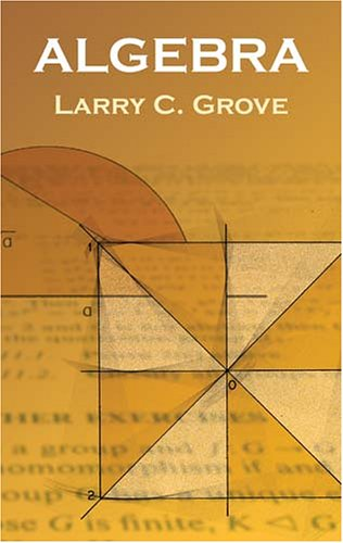 Algebra   2004 (Unabridged) edition cover