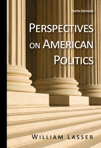 Perspectives on American Politics  6th 2012 edition cover