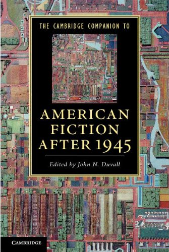 Cambridge Companion to American Fiction After 1945   2011 edition cover