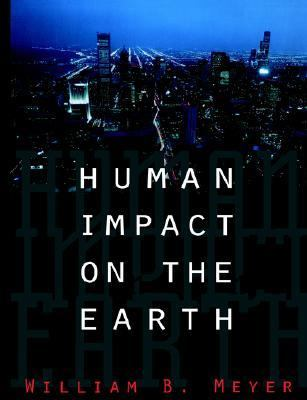 Human Impact on the Earth   1996 9780521558471 Front Cover