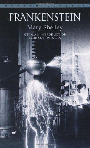 Frankenstein   2003 (Reprint) 9780553212471 Front Cover