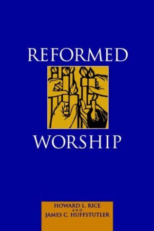 Reformed Worship   2001 edition cover