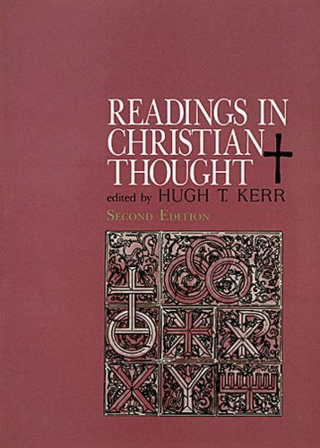 Readings in Christian Thought  2nd edition cover