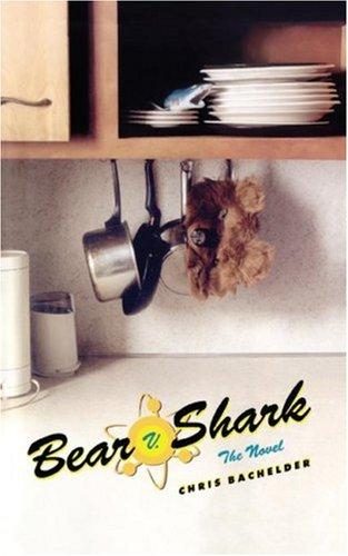 Bear V. Shark   2002 (Reprint) edition cover