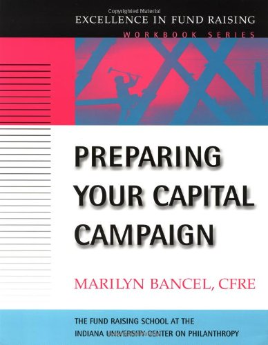 Preparing Your Capital Campaign   2000 edition cover