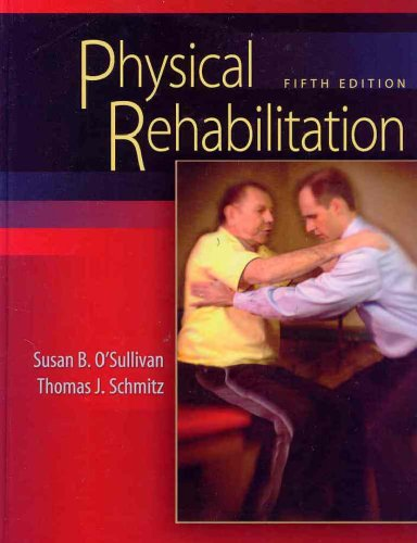 Physical Rehabilitation  5th 2007 (Revised) edition cover