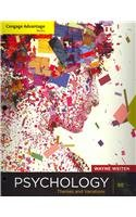 Cengage Advantage Books: Psychology Themes and Variations 9th 2013 edition cover