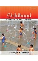 Childhood: Voyages in Development  2013 edition cover