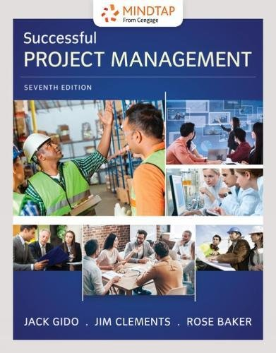 Successful Project Management:   2017 9781337095471 Front Cover