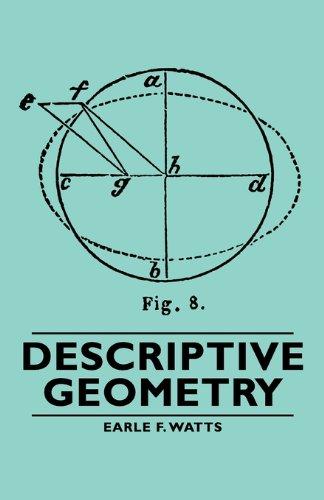 Descriptive Geometry:   2007 9781406762471 Front Cover