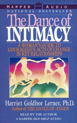 Dance of Intimacy Abridged 9781559941471 Front Cover