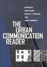 Urban Communication Reader   2007 edition cover