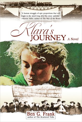 Klara's Journey A Novel  2013 9781936863471 Front Cover