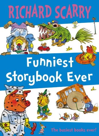 Funniest Storybook Ever N/A edition cover