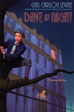 Dave at Night   1999 (Reprint) 9780064407472 Front Cover