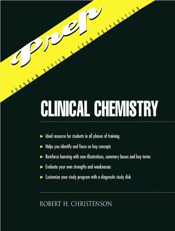 Clinical Chemistry   2001 9780070318472 Front Cover