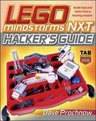 LEGO MINDSTORMS NXT Hacker's Guide   2007 9780071481472 Front Cover