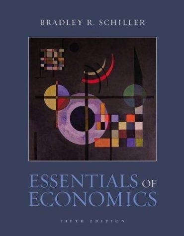 Essentials of Economics  5th 2005 (Revised) edition cover