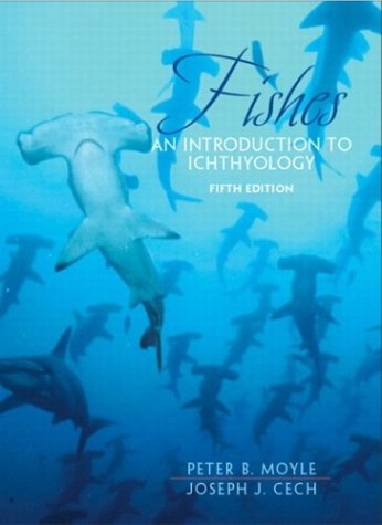 Fishes An Introduction to Ichthyology 5th 2004 edition cover