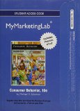 Consumer Behavior  10th 2013 9780132720472 Front Cover