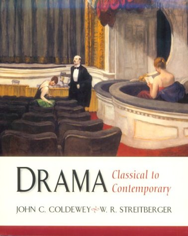 Drama Classical to Contemporary 1st 1998 edition cover