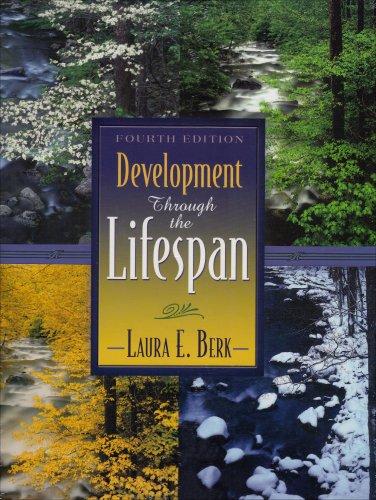 Development Through the Lifespan   2007 edition cover