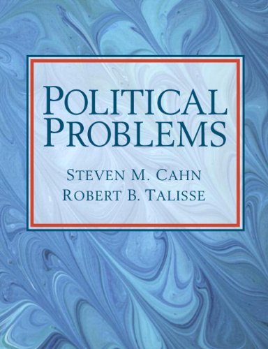 Political Problems   2011 edition cover