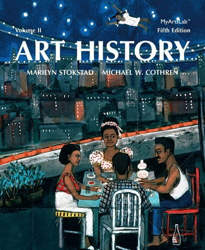 Art History  5th 2014 edition cover