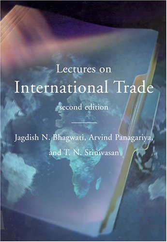Lectures on International Trade  2nd 1998 edition cover
