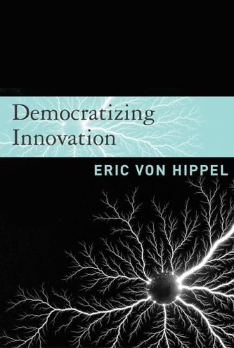 Democratizing Innovation   2006 edition cover