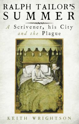 Ralph Tailor's Summer A Scrivener, His City and the Plague  2011 edition cover