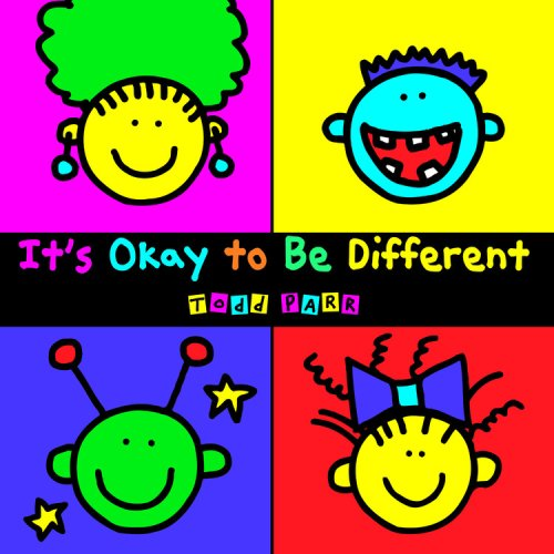 It's Okay to Be Different   2009 9780316043472 Front Cover