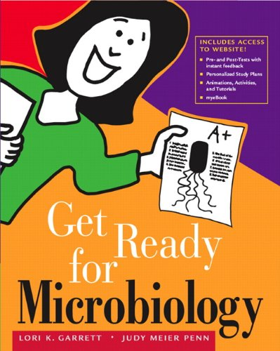 Get Ready for Microbiology Media Update   2010 edition cover