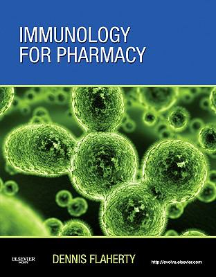 Immunology for Pharmacy   2012 edition cover