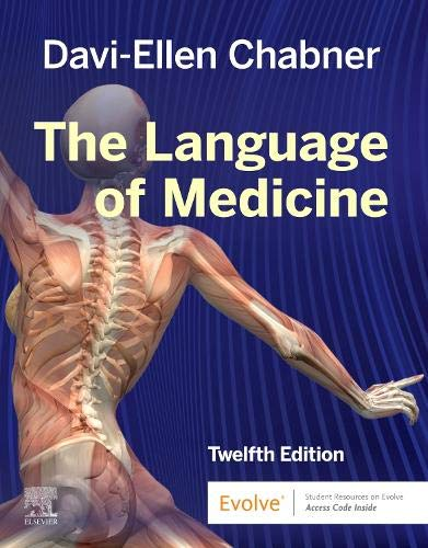 Cover art for The Language of Medicine, 12th Edition