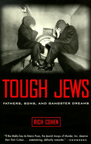 Tough Jews Fathers, Sons, and Gangster Dreams  1999 edition cover