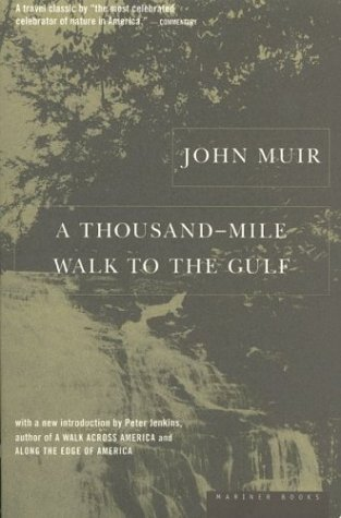 Thousand-Mile Walk to the Gulf  2nd 1998 edition cover