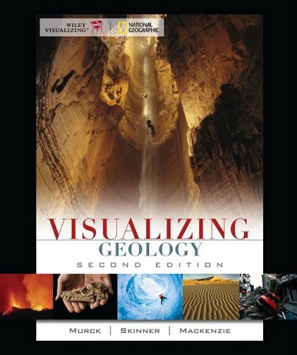 Visualizing Geology  2nd 2010 edition cover