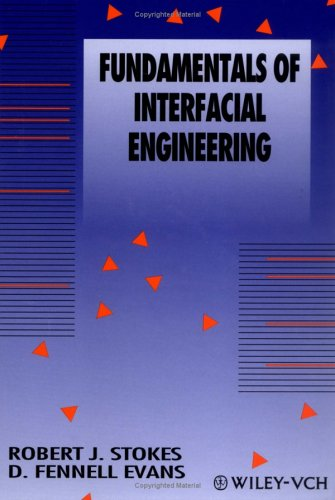 Fundamentals of Interfacial Engineering   1996 edition cover