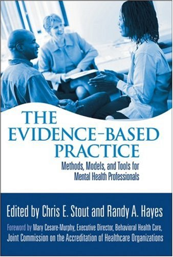Evidence-Based Practice Methods, Models, and Tools for Mental Health Professionals  2005 edition cover