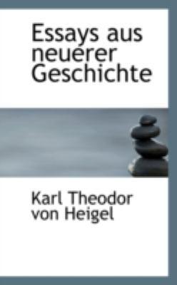 Essays Aus Neuerer Geschichte:   2008 edition cover