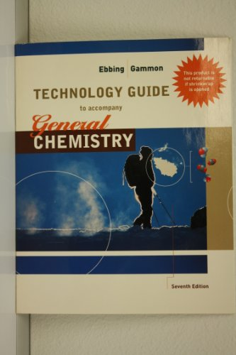 General Chemistry Conceptual Guide 7th 2002 (Student Manual, Study Guide, etc.) 9780618118472 Front Cover