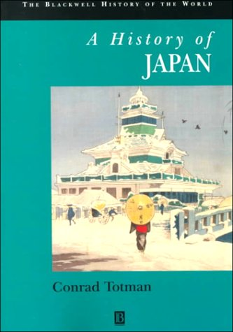 History of Japan   2000 edition cover