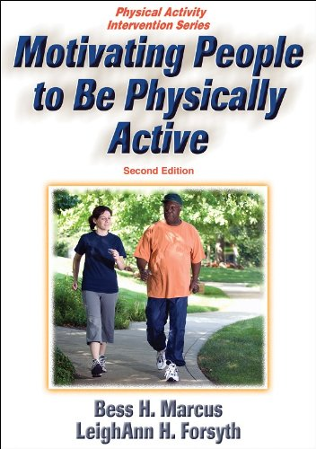 Motivating People to Be Physically Active  2nd 2009 edition cover