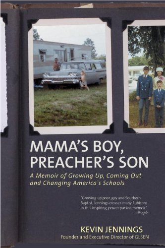 Mama's Boy, Preacher's Son A Memoir of Growing up, Coming Out, and Changing America's Schools  2007 edition cover