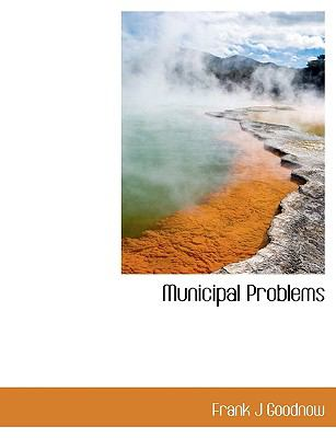 Municipal Problems N/A 9781117982472 Front Cover