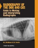 Radiography of the Dog and Cat Guide to Making and Interpreting Radiographs  2013 edition cover