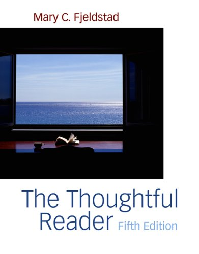 Thoughtful Reader  5th 2009 edition cover