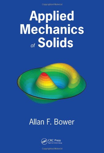 Applied Mechanics of Solids   2009 edition cover